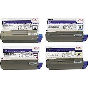 Oki Data C610 toner cartridges for sale