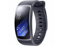 Samsung gear fit 2 smartwatch brand new in box black