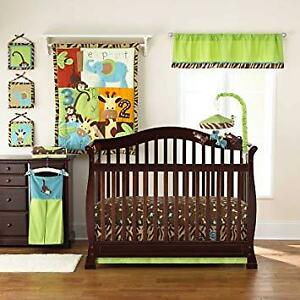 Too Good ZOO BABY CRIB BEDDINGS SET 4pc retails for $149.99 USD