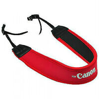 CAMERA STRAP CANON NEOPRENE