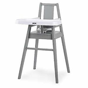 Zobo summit wooden highchair