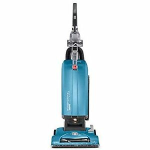 Hoover WindTunnel Bagged Upright Vacuum Cleaner in Blue