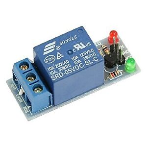 Channel Relay Board Module Controllable for Raspberry Pi
