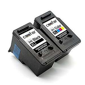 Canon ink cartridge 241XL, 240XL