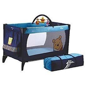 Hauck Disney travel cot - Used