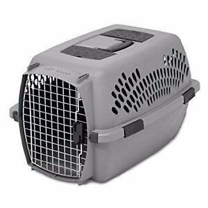 New, Petmate Aspen Pet Pet Porter, Light Gray, 20-25 LBS *PickupOnly