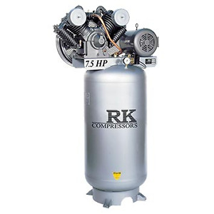 Compresseur RK à piston 7.5Hp Neuf 575 Volts