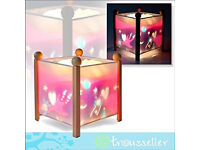 Brand New & Boxed Trousselier Magic Lantern Night Light - Fairy Design RRP: £36