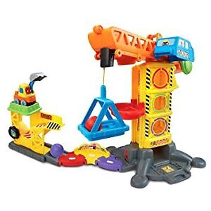 VTECH GO GO CONSTRUCTION SITE ONLY $10