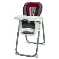 LOOKING FOR Graco table fit high chair - any pattern