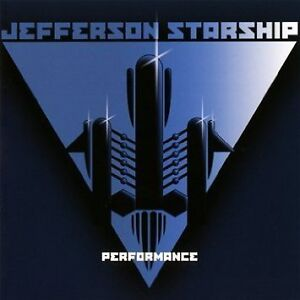 JEFFERSON STARSHIP - PERFORMANCE (New & Sealed) Rock CD Inc Live Airplane