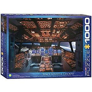 Puzzle 1000 ISS Shuttle