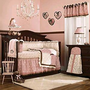 CoCaLo Daniella - 9 Piece Crib Bedding Set