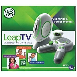Leap Frog LEAPTV Video Gaming System NIB