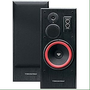 """Cerwin Vega E-712 12"""" 3-Way Floor Standing Speakers"""