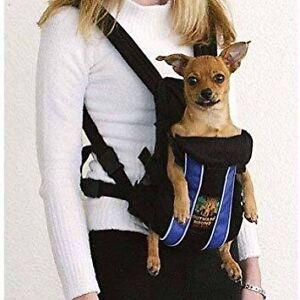 Sac kangourou pour chien !!