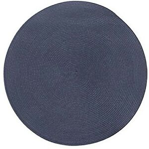 10 navy placemats