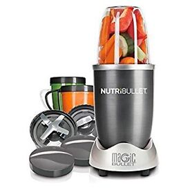 NutriBullet 12-Pieces High-Speed Blender/Mixer System