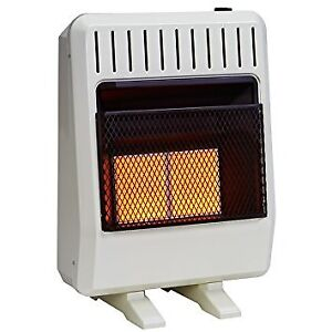 Gas space heater