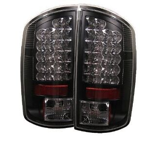 LED taillights for 2004 Dodge Ram 2500