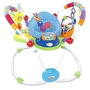 Baby Einstein jumper and activity centre