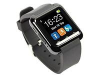 BRAND NEW!Bluetooth 3.0 Multi-Language Smart Wrist Watch Smartwatch with Touch Screen!! QUICK (5) Av