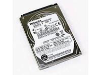 Toshiba 2.5 250GB HDD