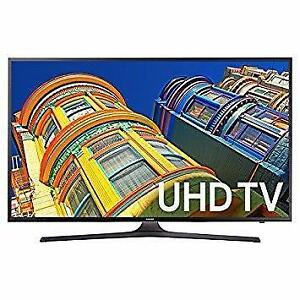 """Samsung 55"""" Ultra HD 4K Smart Flat Panel TV With 1 Year Warr. OpenBox Macleod Sale! (FINANCING AVAILABLE 0% Interest)"""