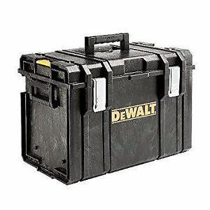 DEWALT TOUGHSYSTEM dwst08204 Coffre à outils XL / robuste - paroi en mousse structurée neufff