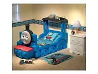 Children's Thomas Tank Engine Bed