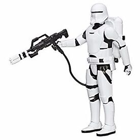 """Brand New Star Wars 12"""" Flame Trooper Toy Figure / Collectible"""
