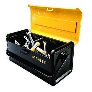 STANLEY 19-Inch Metal Tool Box (STST19500) / coffre metal 19 pouces neuffffff