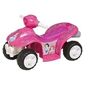 KidTrax Toddlers' Disney Princess 6V Quad Ride Oakville / Halton Region Toronto (GTA) image 1