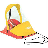 Pelican sled with cover