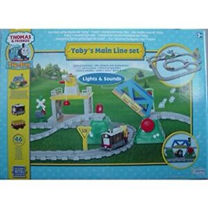 """Thomas the Tank Engine """"Toby's Main Line Set"""" Ryde Ryde Area Preview"""