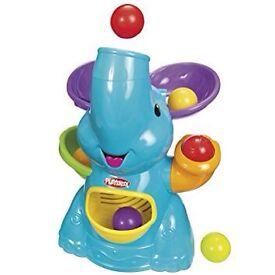 Playskool Elephant Popper