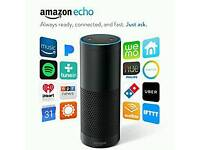 Amazon Echo with Alexa