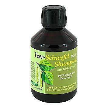 Ataba Teer-Schwefel-Shampoo 200ml