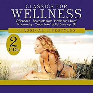 """Classics For Wellness"" (2-CD Set) - New, Still Sealed, Rare!"