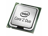 Intel core 2 duo cpu