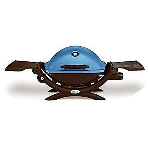 Brand new Weber Q1200 Portable Propane BBQ for sale.