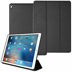 BN Thin Leather Smart Cover Stand Case Sleep Wake For iPad