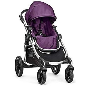 Brand new in box city select single stroller