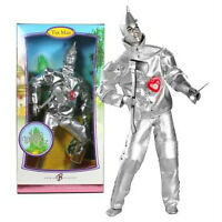 New in Package, Barbie Wizard of Oz 'Tin Man' Doll