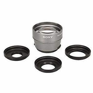 Sony VCL-HA20 Telephoto Lens for Camcorders