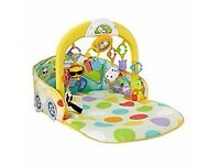 Fisher price baby floor activity gym