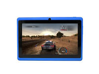 BEST SELLING Allwinners A33 7 inch Quad Core Tablet, Android 4.4