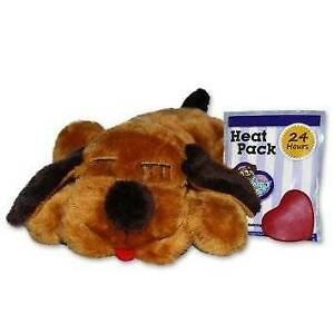 Snuggle Puppy™ Dog Toy With Heart Beat & Heat Pad