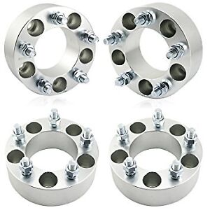 Wheel spacers for corvette