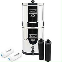 Big Berkey Water Filter - $340 - Free Shipping